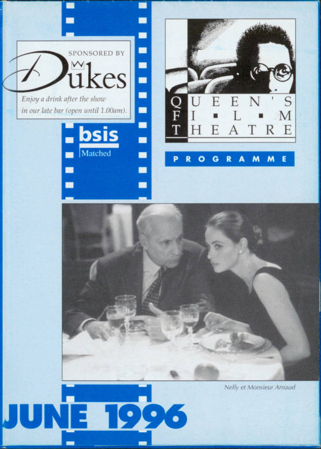 1996_Jun_001 - Queen's Film Theatre Brochure Archive